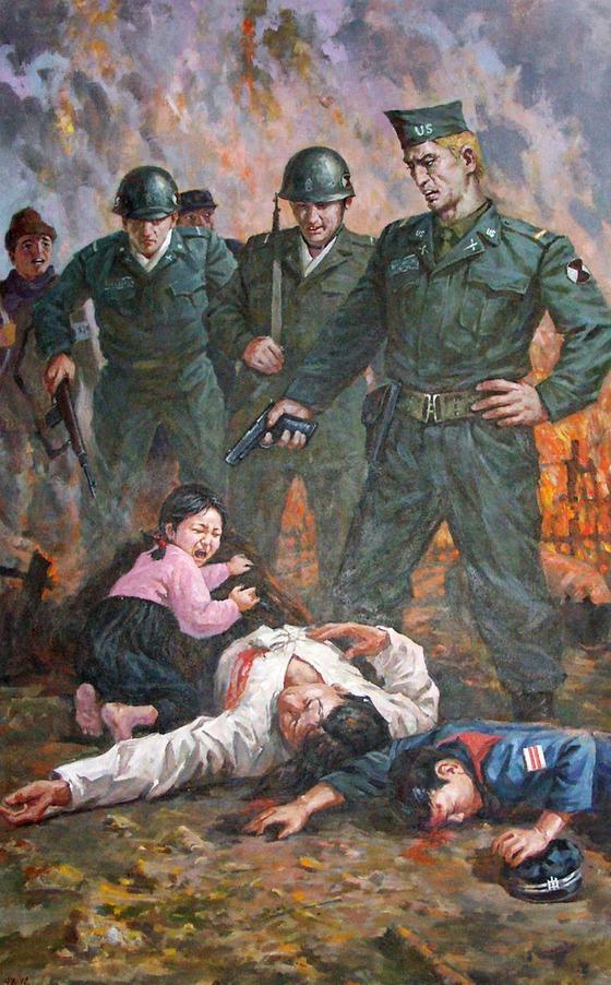 Zveřejňujeme zprávu mezinárodní ženské komise o zvěrstvech Korejské války
