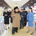 Kim Čong Un navštívil obchod a zdravotní komplex Miré