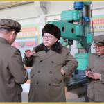 Kim Čong Un navštívil Závod 11. února