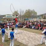 Korejci významně oslavili Den slunce