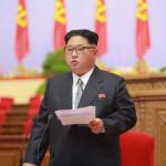 Úvodní projev soudruha Kim Čong Una na 7. sjezdu KSP