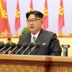 Teze referátu soudruha Kim Čong Una na 7. sjezdu Korejské strany práce
