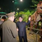 Kim Čong Un navštívil Přírodní muzeum a Ústřední ZOO