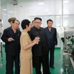 Kim Čong Un navštívil továrnu na výrobu kimčchi