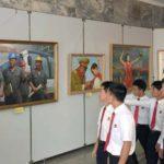 Výstava k 30. výročí ústředního výtvarného studia