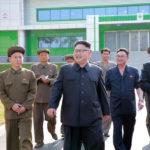 Kim Čong Un navštívil novou továrnu na lékařský kyslík