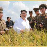 Kim Čong Un zkontroloval Farmu 1116 jednotky 810 KLA