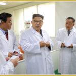 Návštěva továrny na injekční stříkačky