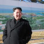 Návštěva Dětského tábora 6. prosince v provincii Kangwon
