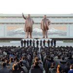 Setkání organizací pracujícího lidu k 5. výročí úmrtí Kim Čong Ila