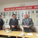 Projev Jozefa Servisty k 5. výročí úmrtí Kim Čong Ila