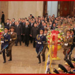 Oslavy 75. výročí narození Kim Čong Ila v KLDR