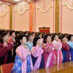 Dopis korejským ženám k MDŽ