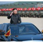 Kim Čong Un riadil streľbu jednotiek KĽA