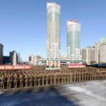 Prudký pokrok ve výstavbě mocné socialistické země po 7. sjezdu Korejské strany práce