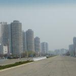 Ulice Pchjongjangu