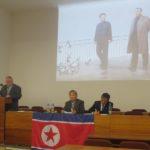15. plénum Společnosti česko-korejského přátelství Pektusan