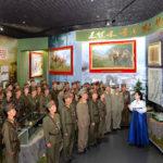 Pobyt tvůrců rakety Hwasong-14 v Pchjongjangu a oslavy jejich úspěchu