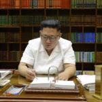 Kim Čong Un vedl druhou testovací střelbu rakety Hwasong-14