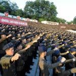 Mladý předvoj a dělnická třída proti sankcím RB OSN