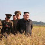 Kim Čong Un navštívil farmu č. 1116 jednotky 810 KLA