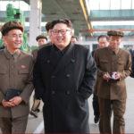 Kim Čong Un navštívil Továrnu 16. března