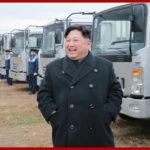 Kim Čong Un navštívil Automobilový komplex Sungri