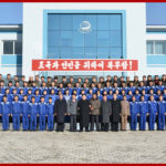 Kim Čong Un navštívil Sunčchonskou sumčí farmu