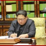 Kim Čong Un vydal rozkaz k testovací střelbě nové mezikontinentální balistické rakety