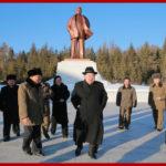 Kim Čong Un zkontroloval Samčijonský kraj