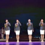 Představení k 72 letům Kimirsensko-kimčongilského svazu mládeže