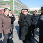 Kim Čong Un zkontroloval Pchjongjangský farmaceutický závod