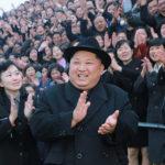 Kim Čong Un navštívil nově přestavěný Pchjongjangský učitelský institut