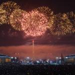 Korejci slaví nový rok čučche 107 (2018)