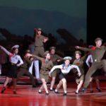 Představení mládeže a odborů k 70 letům Korejské lidové armády