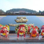 Uctění památky revolučních mučedníků