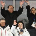 KLDR na zahájení 23. zimních olympijských her