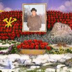 Probíhá 22. festival nesmrtelných květin kimčongilií