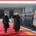 Vojenská přehlídka k 70 letům Korejské lidové armády