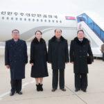 Delegace KLDR na vysoké úrovni v jižní Koreji: Kim Jong Nam se setkal s Mun Če Inem