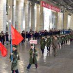Studijní skupina školáků dorazila do Mangjongde