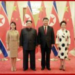 Kim Čong Un jednal v Číně se Si Ťin-pchingem