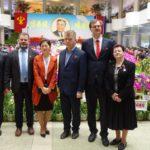 Česká delegace navštívila KLDR u příležitosti Dne slunce – čučche 107 (2018)
