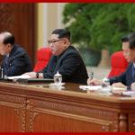 Soudruh Kim Čong Un řídil 3. plenární zasedání 7. Ústředního výboru Korejské strany práce