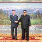 Proběhl čtvrtý summit severu a jihu Koreje