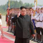 Soudruh Kim Čong Un na dvoudenní návštěvě Číny