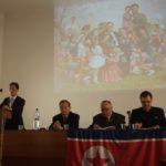 Projev rady velvyslanectví KLDR na 16. plénu Společnosti Pektusan