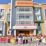 Mateřská škola Rjomjong plně rozvíjí talent dětí