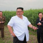 Soudruh Kim Čong Un navštívil kraj Sindo v provincii Severní Pchjongan