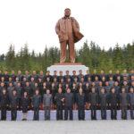 Soudruh Kim Čong Un navštívil Samčijonský kraj